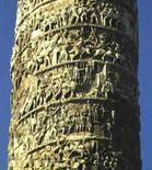Colonna traiana (dettaglio)