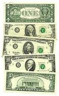 Dollari. Fonte: Wikipedia.