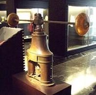 Pressa di conio del 1831. Fonte: Wikipedia