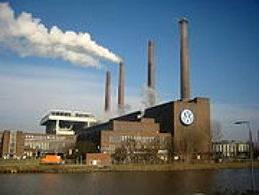 Volkswagen a Wolfburg. Fonte: Wikipedia