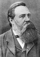 Friedrich Engels (1820-1895). Fonte: Wikipedia