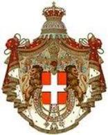 Stemma dei Savoia-Carignano. Fonte: Wikipedia