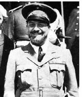 Giuseppe Volpi, conte di Misurata (1887-1947). Fonte: Wikipedia.
