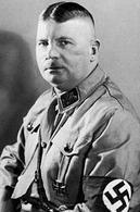 Ernst Rohm (1887-1934). Fonte: Wikipedia.