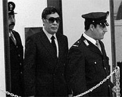 Tommaso Buscetta (1928-2000), che sarà nel 1984 pentito di CosaNostra e collaboratore di giustizia. Fonte: Wikipedia.
