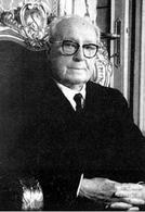Giuseppe Saragat (1898-1988). Presidente della Repubblica dal 1964 al 1971. Fonte: Wikipedia.