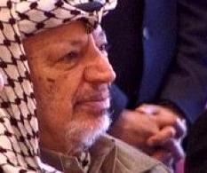 Yasser Arafat (1929-2004). Fonte: Wikipedia.