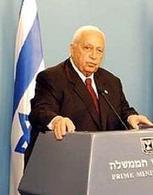 Ariel Sharon nato nel 1928, oggi è gravemente ammalato. Fonte: Wikipedia.