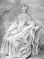 Ritratto di Olympe de Gouges (1748-1793). Fonte: Wikipedia.