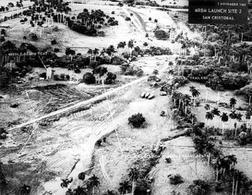 Veduta aerea del sito missilistico di Cuba. Fonte: Wikipedia.