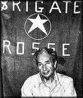 Aldo Moro durante il rapimento rivendicato dalle BR. Fonte: Wikipedia.