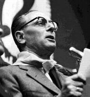 Enrico Mattei, direttore dell'Eni dal 1956-1962. Fonte: Wikipedia.