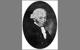 Miniatura di C. Vernet (1795). Tratta da: kant.uni-mainz.de