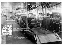 Le origini della produzione industriale moderna