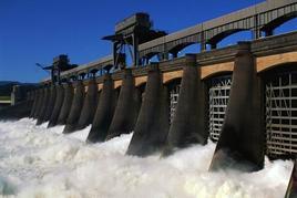 Le dimensioni di una diga condizionano molto il suo processo di realizzazione