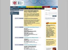 Home page Ordine Nazionale Biologi