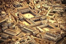 Antica città. Fonte: wikimedia
