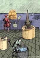 Laboratorio di analisi chimiche. Fonte: Sciencephotolibrary