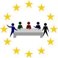 European polital. Fonte: Wikimedia commons