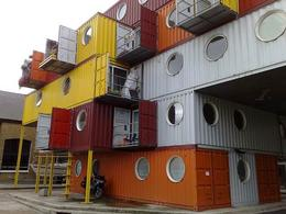 Container City, Fonte: Wikimedia Commons