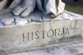 Historia. Fonte: Wikimedia Commons