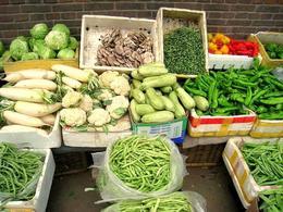 Street market. Fonte: Wikimedia Commons