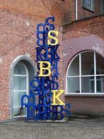 Scultura di lettere. Fonte: Wikimedia Commons