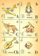 Alfabeto. Fonte: DIA