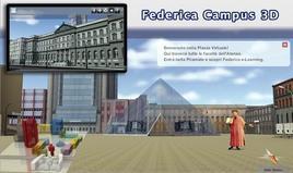 Federica Campus 3D