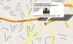 Mappa. Fonte: Google Maps