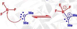 Reazione acido-base di Lewis: le frecce