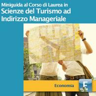 Corso di Laurea in Scienze del Turismo ad Indirizzo Manageriale