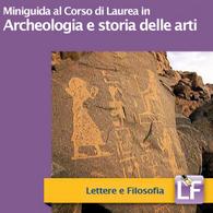 Corso di Laurea in Archeologia e Storia delle arti