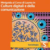 Corso di Laurea in Culture digitali e della Comunicazione