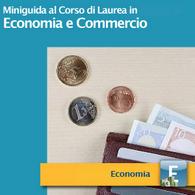 Corso di Laurea in Economia e Commercio