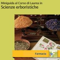Corso di Laurea in Scienze Erboristiche