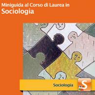 Corso di Laurea in Sociologia