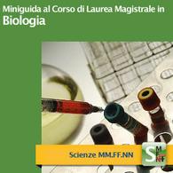 Corso di Laurea Magistrale in Biologia