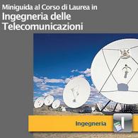 Corso di Laurea in Ingegneria delle Telecomunicazioni