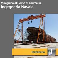 Corso di Laurea in Ingegneria Navale