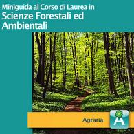 Corso di Laurea in Scienze Forestali ed Ambientali
