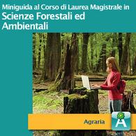 Corso di Laurea Magistrale in Scienze Forestali ed Ambientali