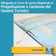 Corso di Laurea Magistrale in Progettazione e Gestione dei Sistemi Turistici
