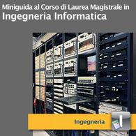 Corso di Laurea Magistrale in Ingegneria Informatica