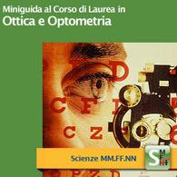 Corso di Laurea in Ottica e Optometria