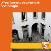 Offerta Formativa della Facoltà di Sociologia