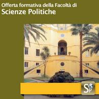 Offerta Formativa della Facoltà di Scienze Politiche