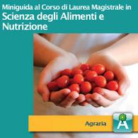 Corso di Laurea Magistrale in Scienza degli Alimenti e Nutrizione