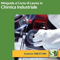 Corso di Laurea in Chimica Industriale