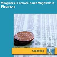Corso di Laurea Magistrale in Finanza